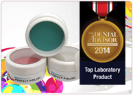 PERFECT POLISH SELECTED AS DENTAL ADVISORS TOP LABORATORY PRODUCT OF THE YEAR 2014!!!