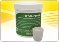 TOTAL PURGE (CARBON FREE!) FURNACE CLEANSER & DECONTAMINATOR