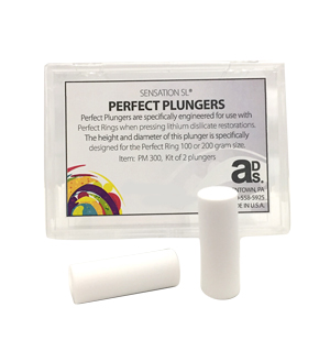 NEW! Perfect Plungers for Pressing Lithium Disilicate